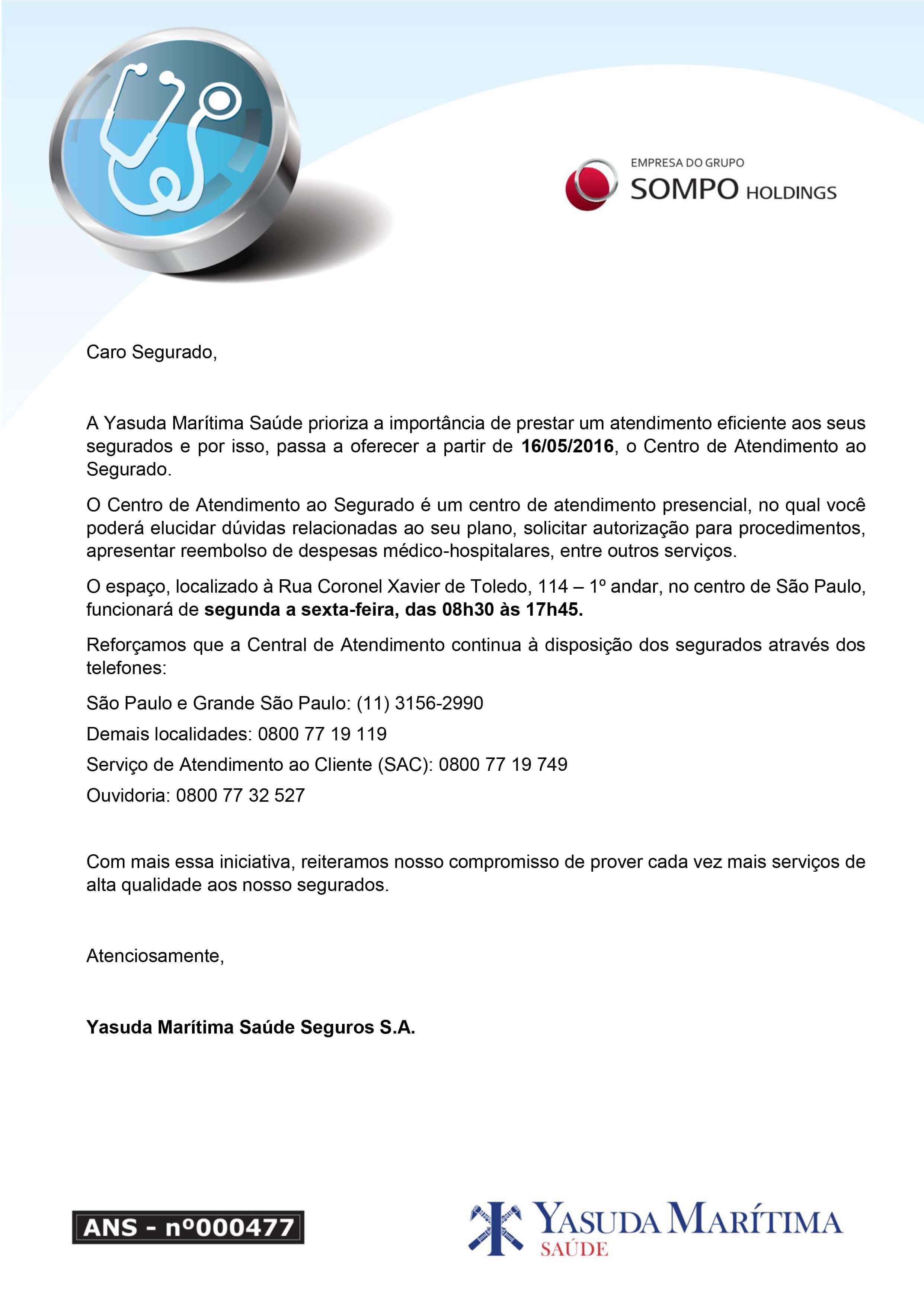 Comunicado Saude_Carta Apresentação - Recontratualização RN